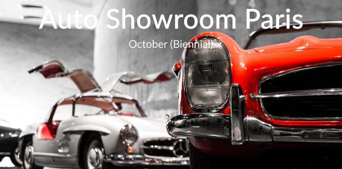 auto showroom Paris