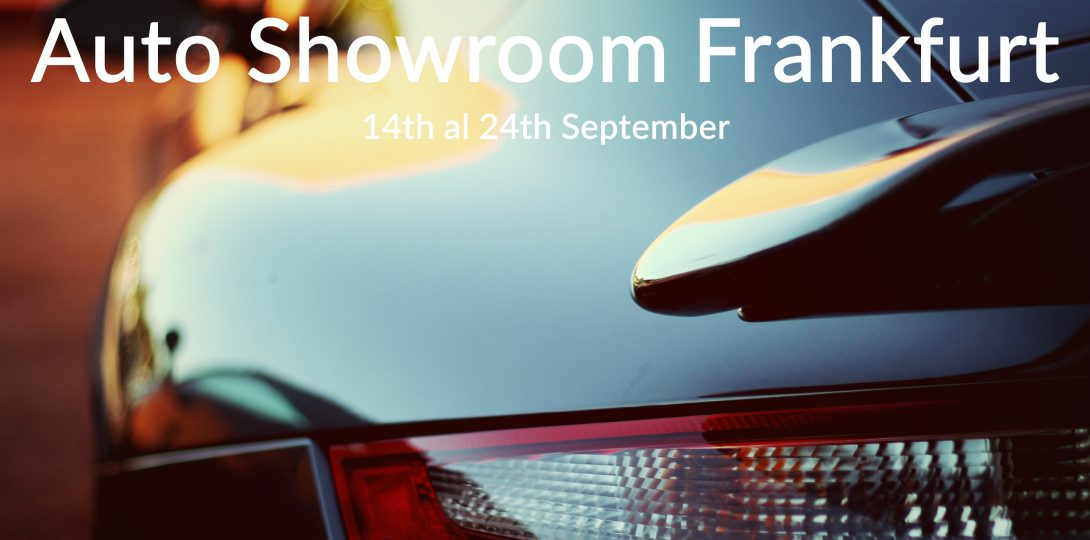 auto showroom frankfurt